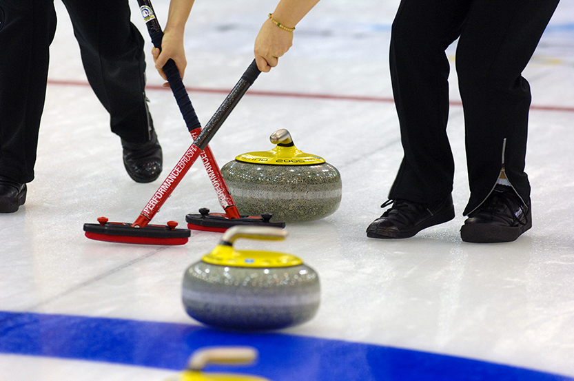 32 teams will compete in the Sioux City Curling Classic.