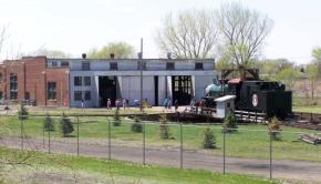 Milwaukee Railroad Museum