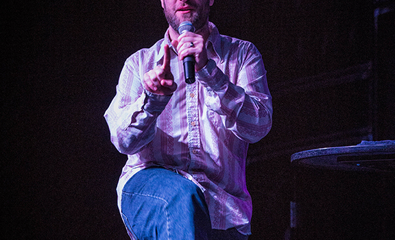dustin diamond performs in sioux city