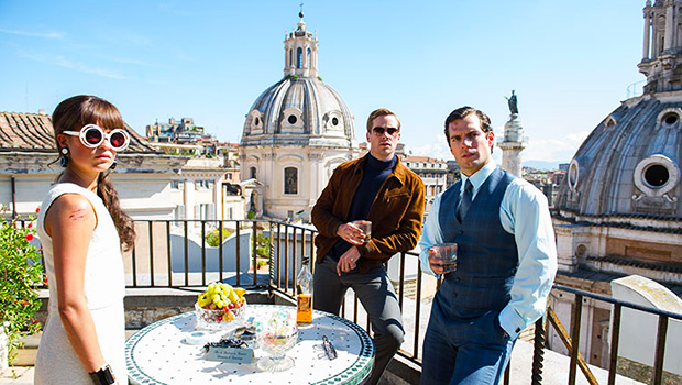 Sioux City Now - Movies - The Man From U.N.C.L.E.