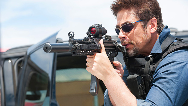 Sioux City Now - Movie Reviews - Sicario