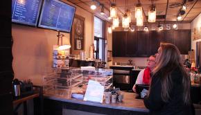 Stone Bru coffee shop