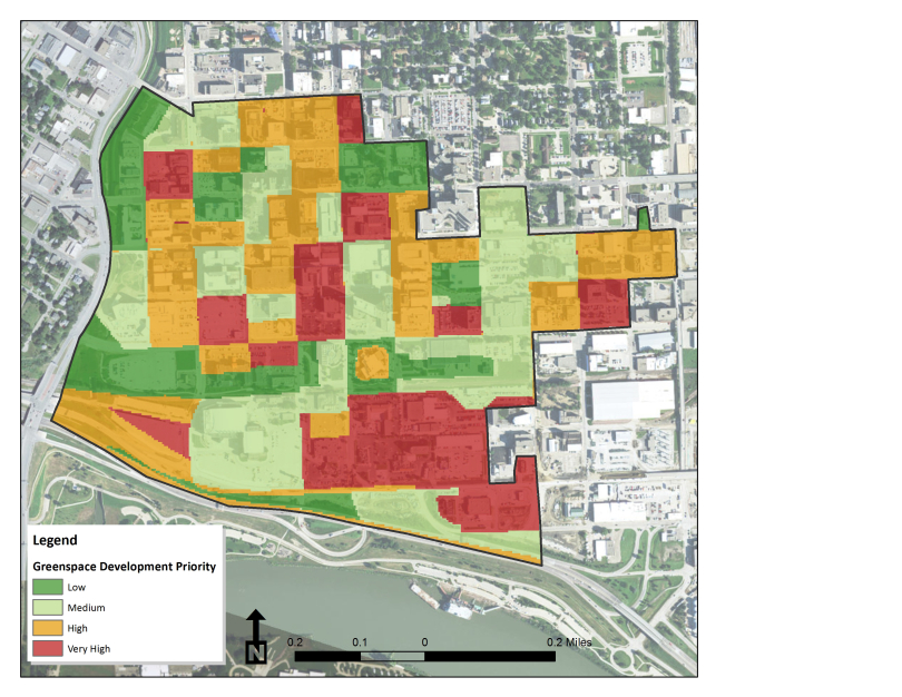 sioux city green spaces