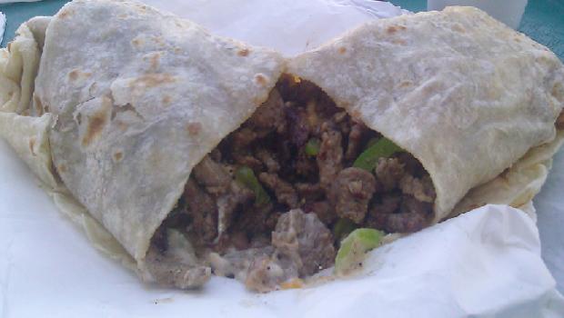 some burrito